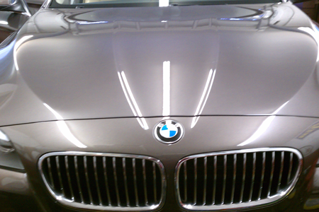 BMW HOOD - PAINT PROTECTION FILM