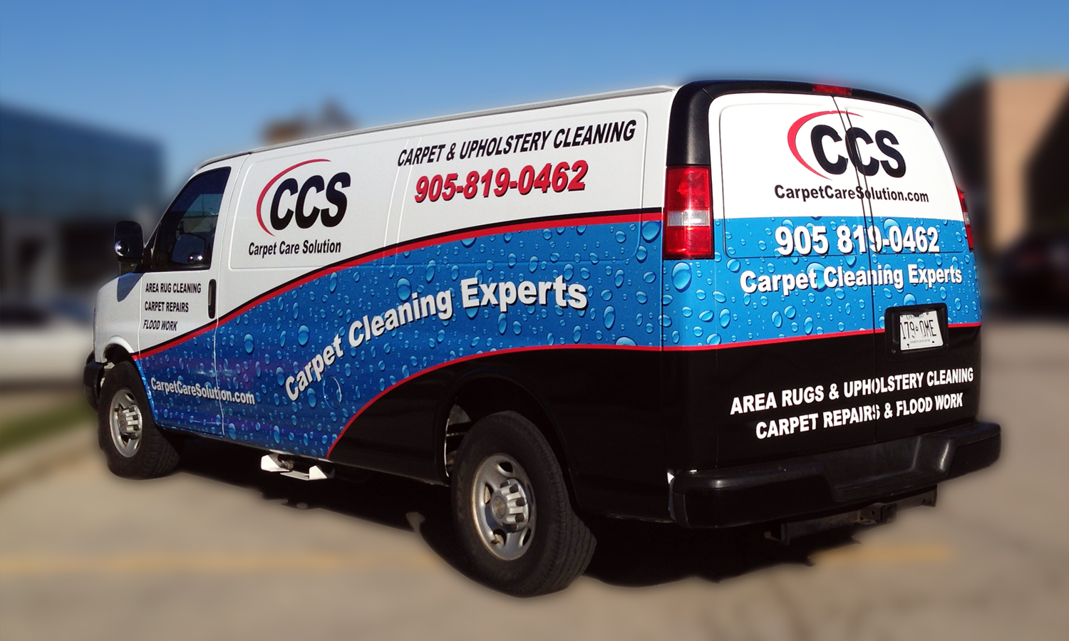 Vehicle Wrap Cost >> Fleet Graphics And Commercial Vehicle Wraps | Mad Graphics