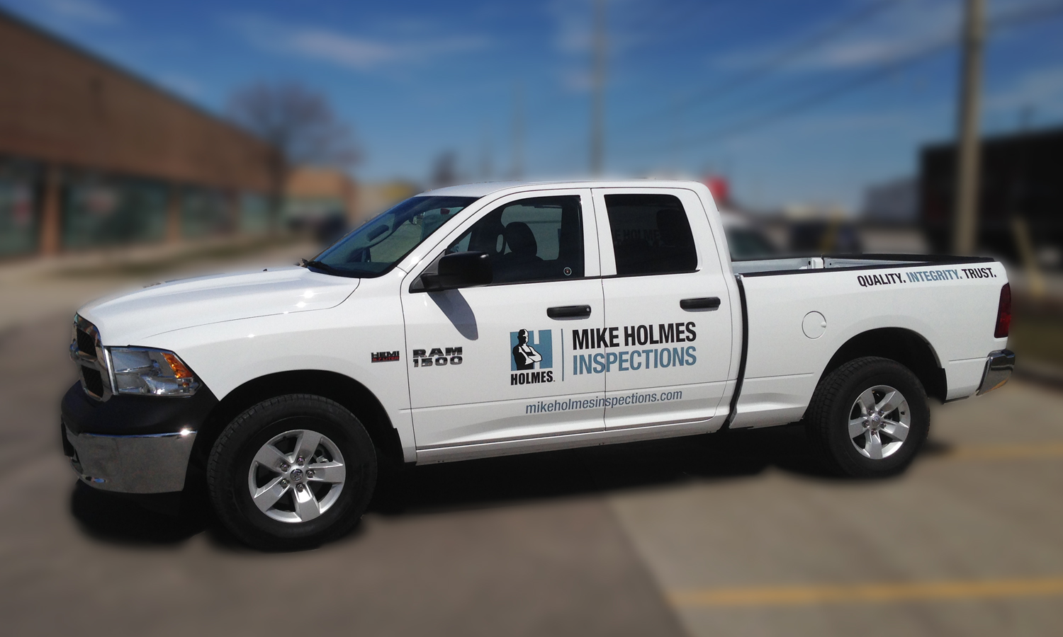 Fleet Graphics And Commercial Vehicle Wraps Mad Graphics